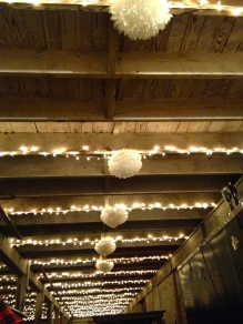 Tack Room Lights