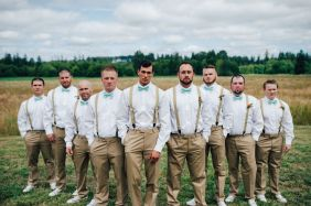 the grooms men