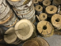 log rounds