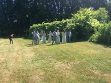 wedding partty